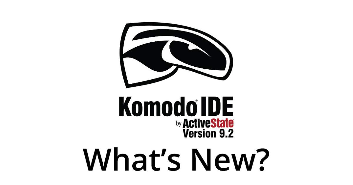 Komodo 9.2 IDE with Docker, Vagrant, Package Installers and More