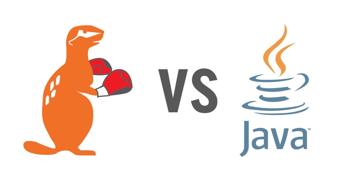 Java vs. Go: The Future of Distributed Computing