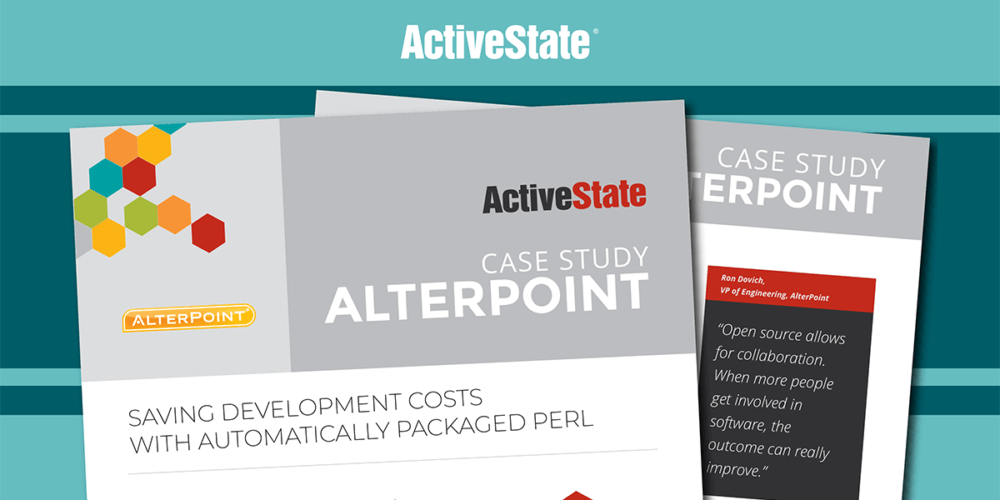 Alterpoint Case Study – ActivePerl