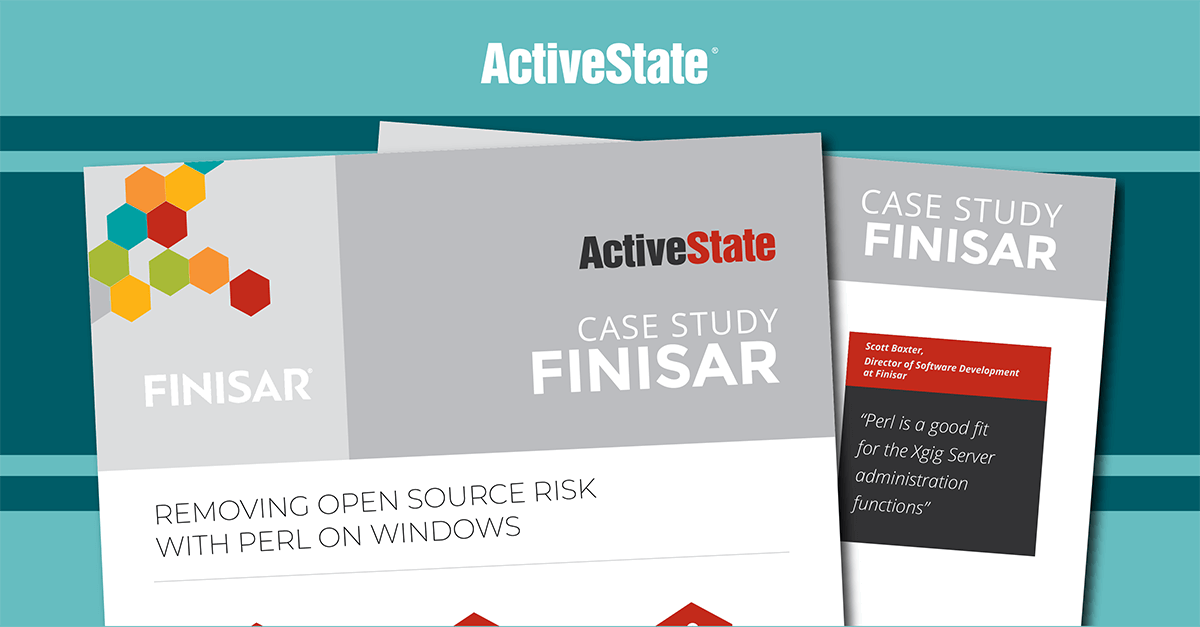 Finisar Corporation Case Study – ActivePerl