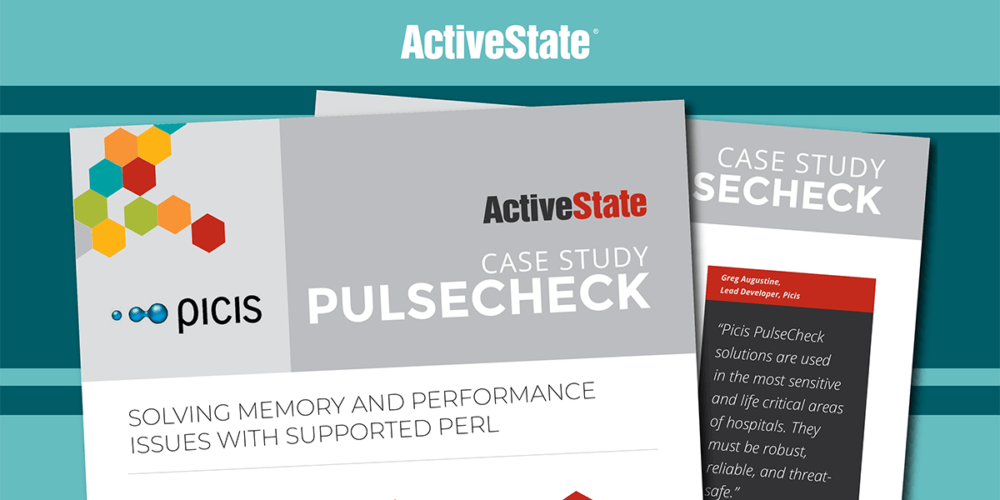 Picis Case Study – ActivePerl