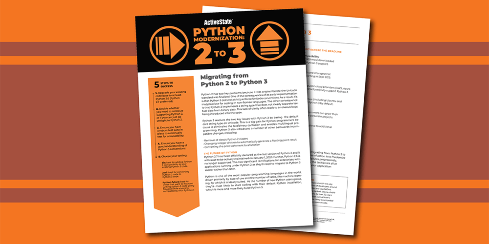 Python Modernization: 2 to 3 Solution Sheet