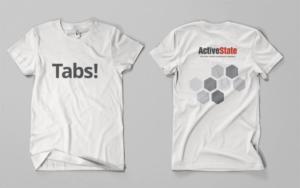 tabs t-shirt