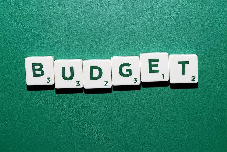 budget blog
