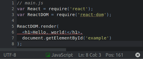 JSX and React: A Komodo Syntax Highlighting Case Study | ActiveState