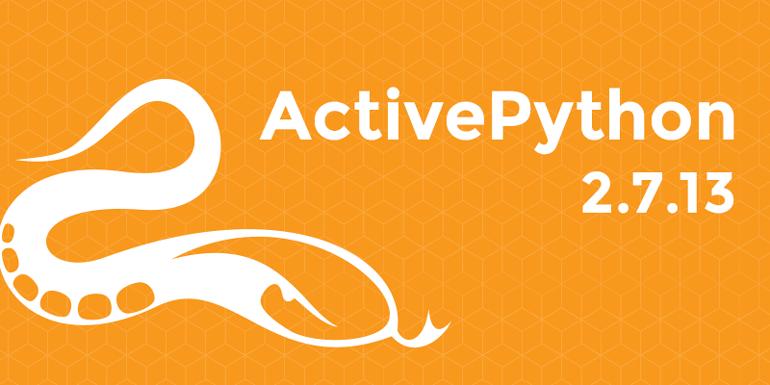 activepython 2.7.2.5