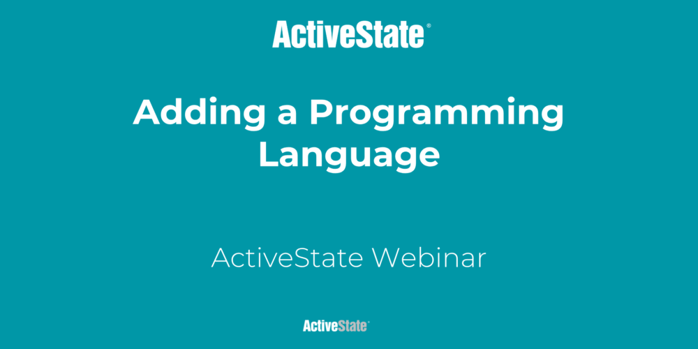 Eliminate the Struggles of Adding a New Programming Language