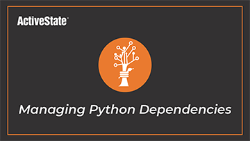Managing Python Dependencies