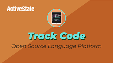 Track Code in your Open Source Application
