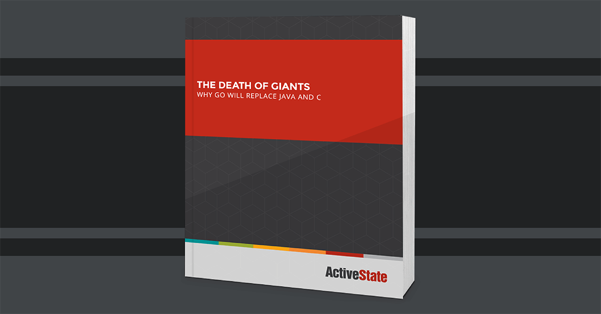 White Paper - The Death of Giants - Why Go Will Replace Java and C