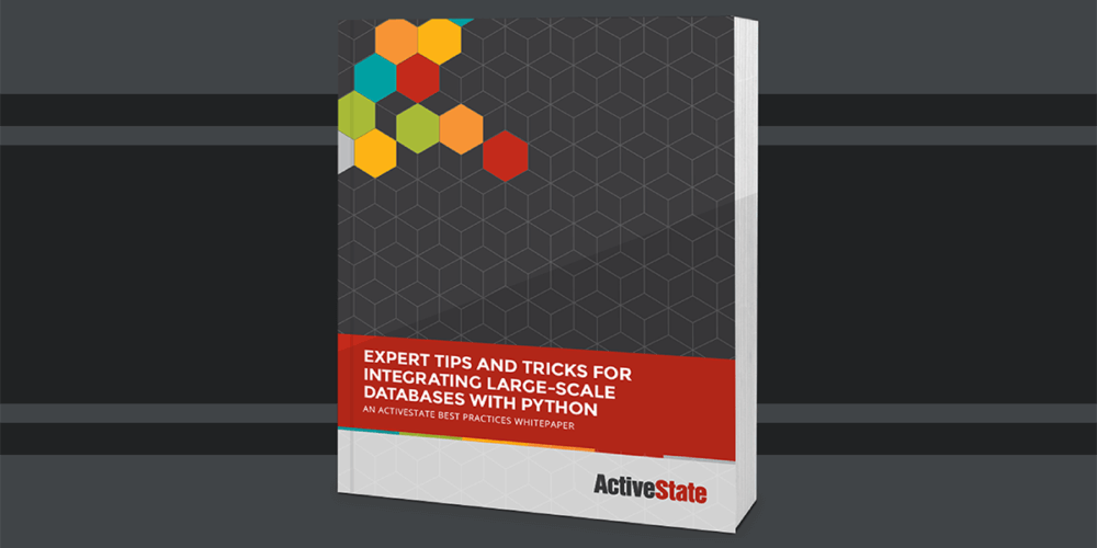 White Paper - Expert Tips and Tricks for Integrating Large-Scale Databases with Python