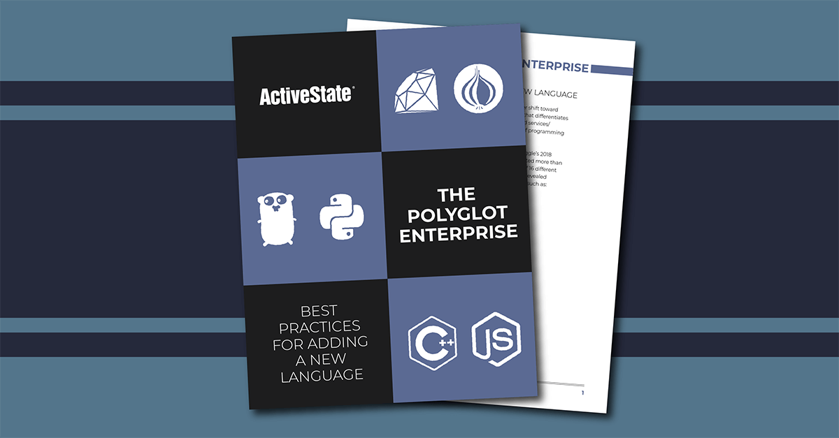 White Paper - The Polyglot Enterprise - Best Practices for Adding a New Language