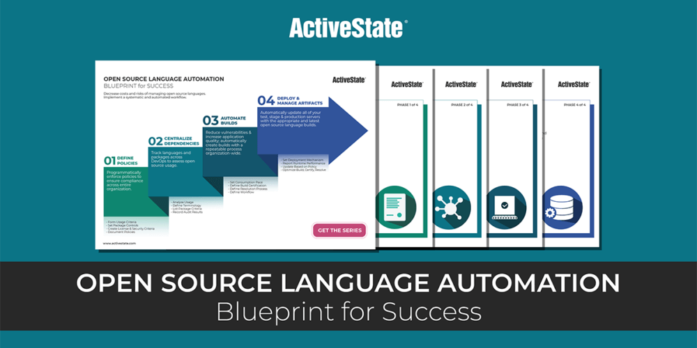 Open Source Language Automation: Blueprint For Success