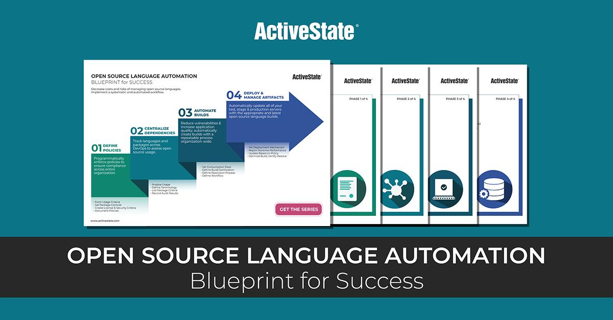 Open Source Language Automation: Blueprint For Success