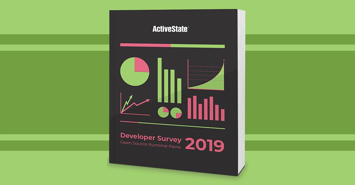 Developer Survey 2019 - Open Source Runtime Pains