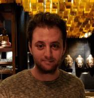 Dante Sblendorio Headshot