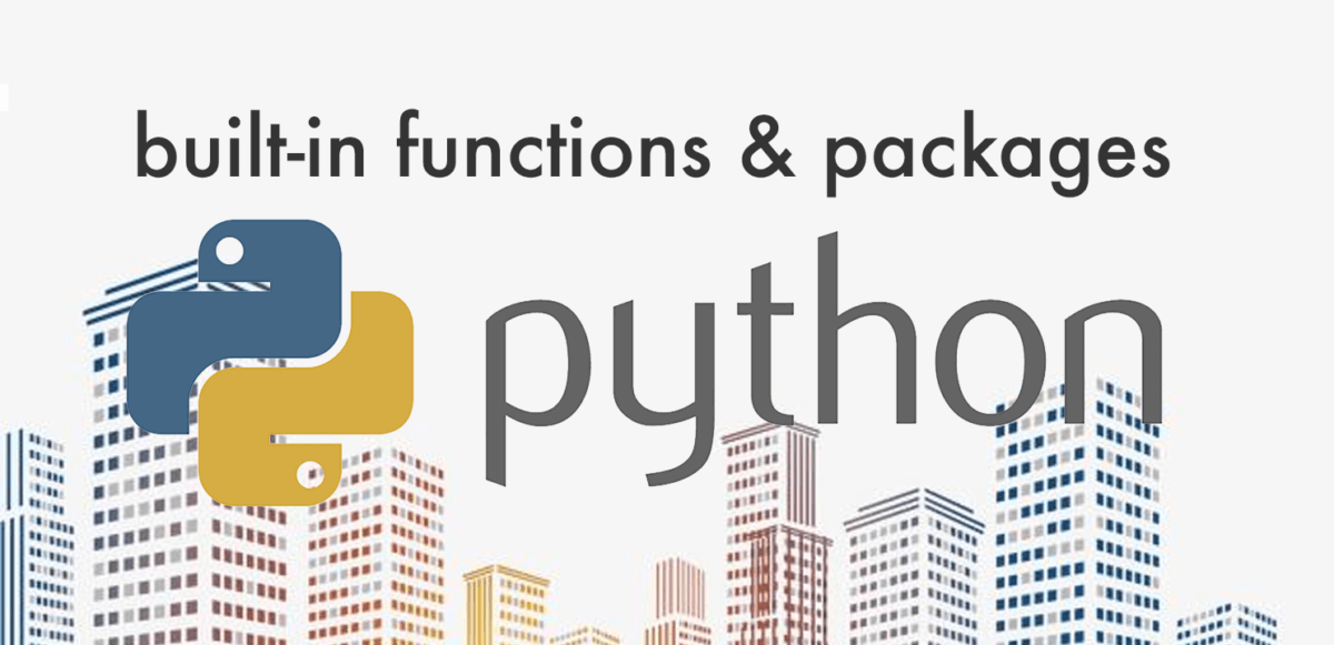 Built-in Packages in Python & Other Python Elements