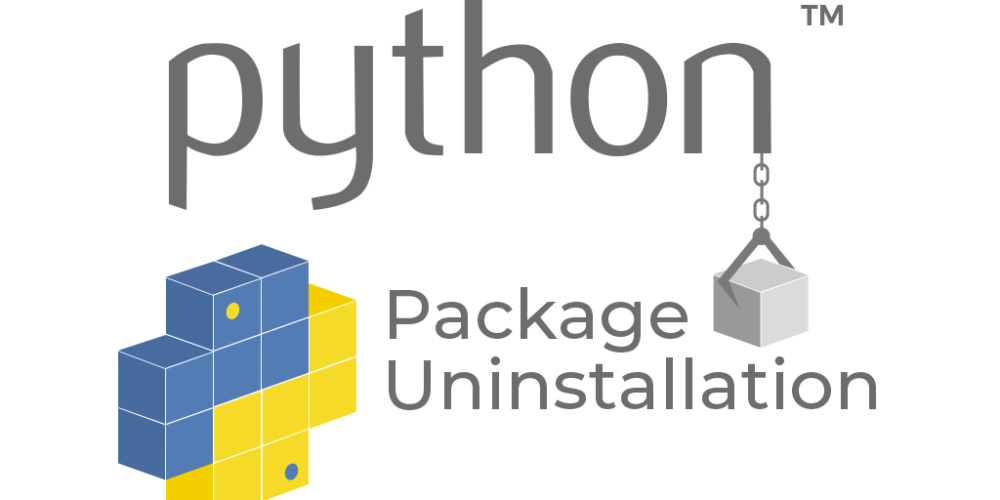 How to Uninstall Python Packages