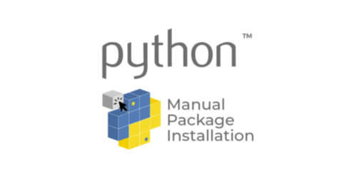 How to Manually Install Python Packages