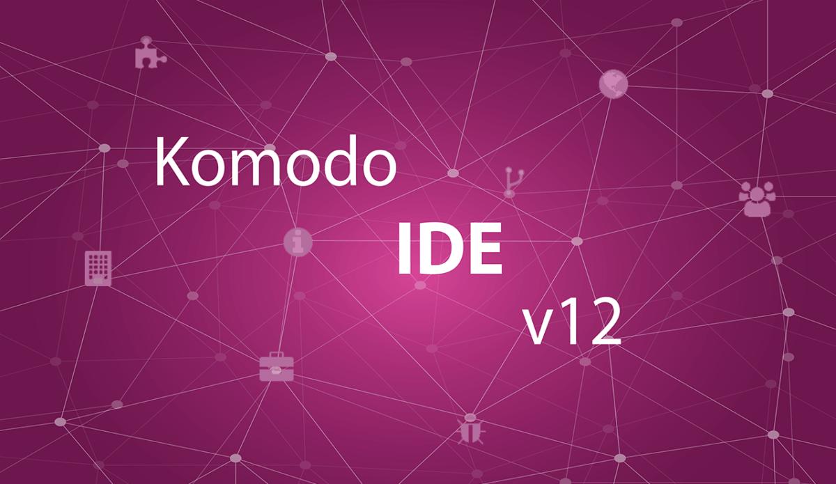 Komodo IDE v12 is now free
