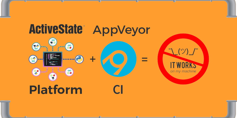 AppVeyor CI + ActiveState