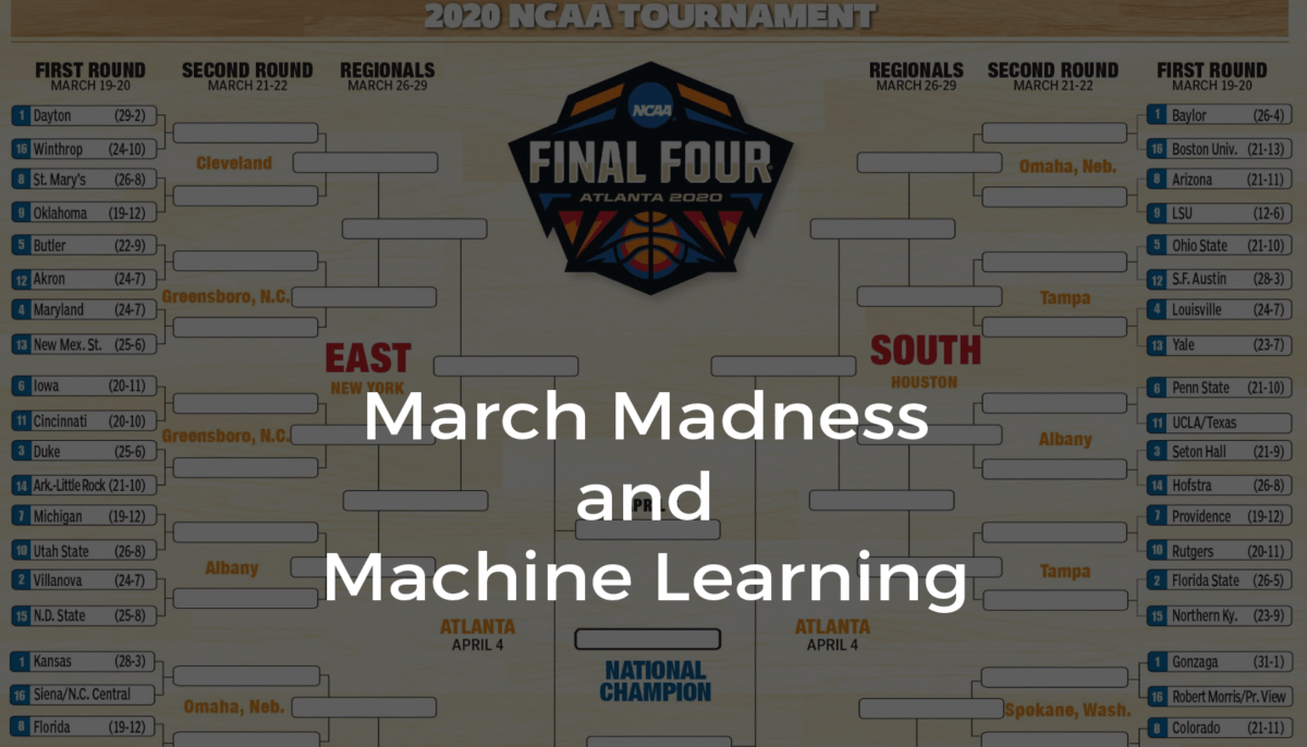 March Madness and Machine Learning