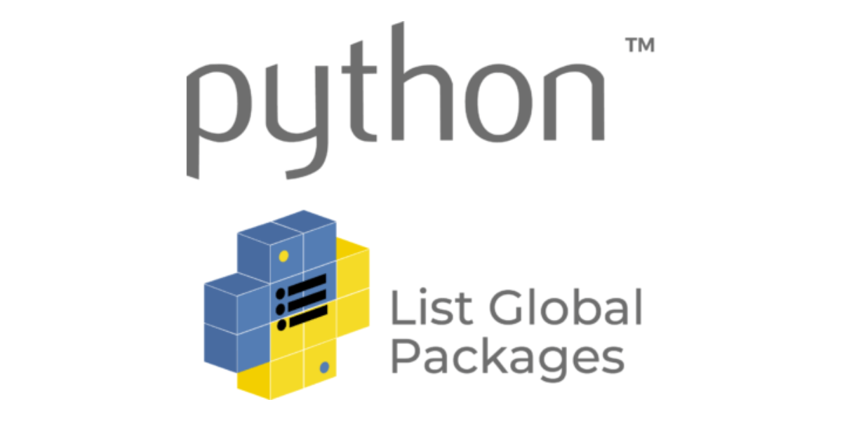listing python packages