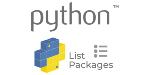 List Python Packages