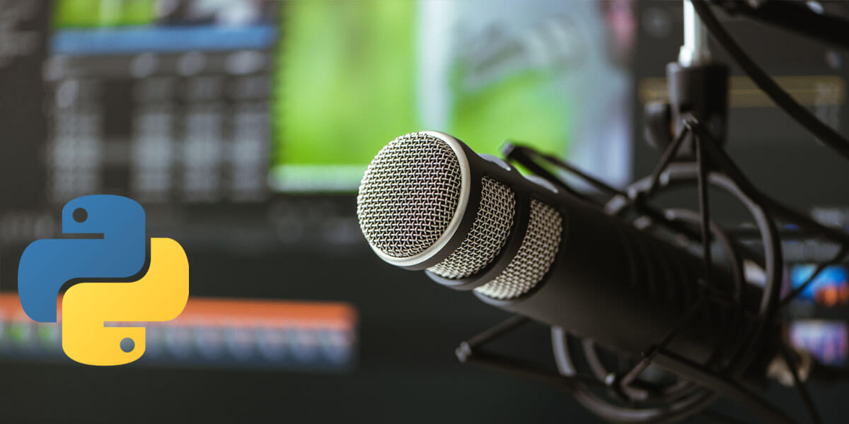 Python podcasts to listen to