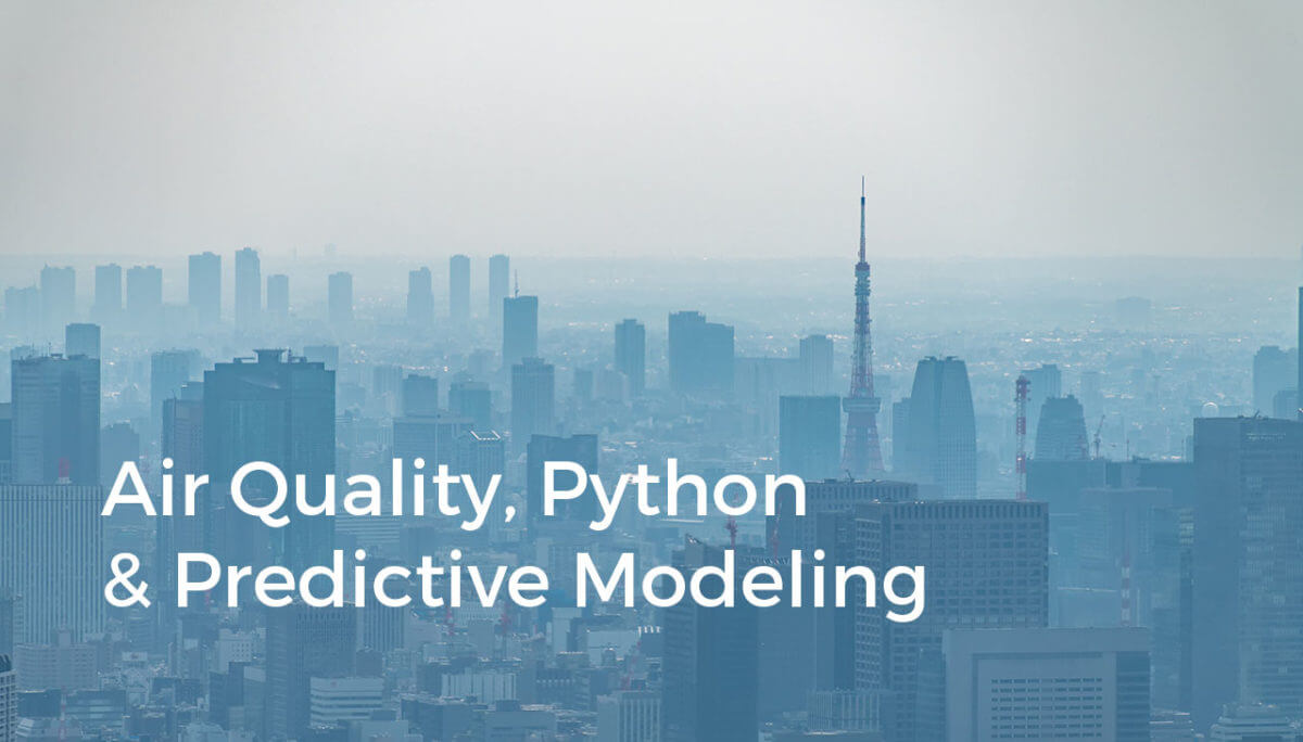 Predictive Modeling of Air Quality using Python