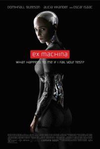 ex-machina - programming movies