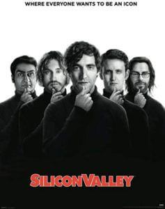 silicon-valley - programming movies