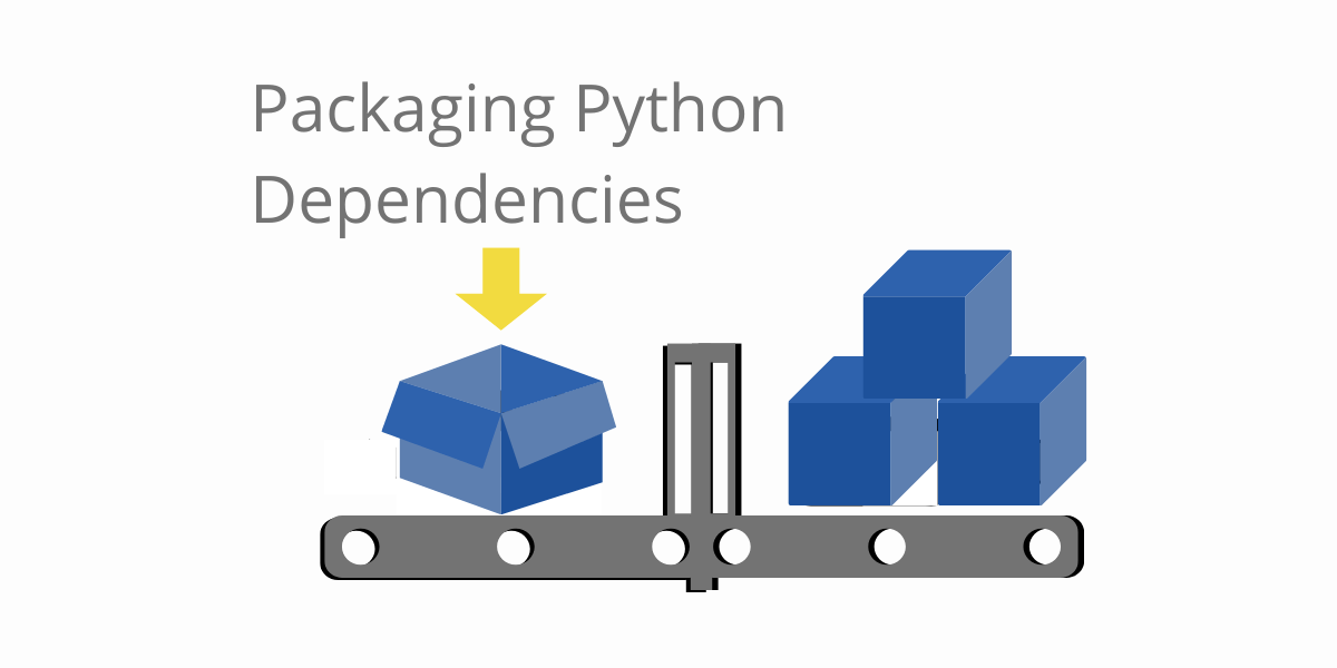packaging python dependencies for publication