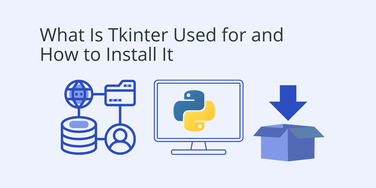 what is tkinter used for