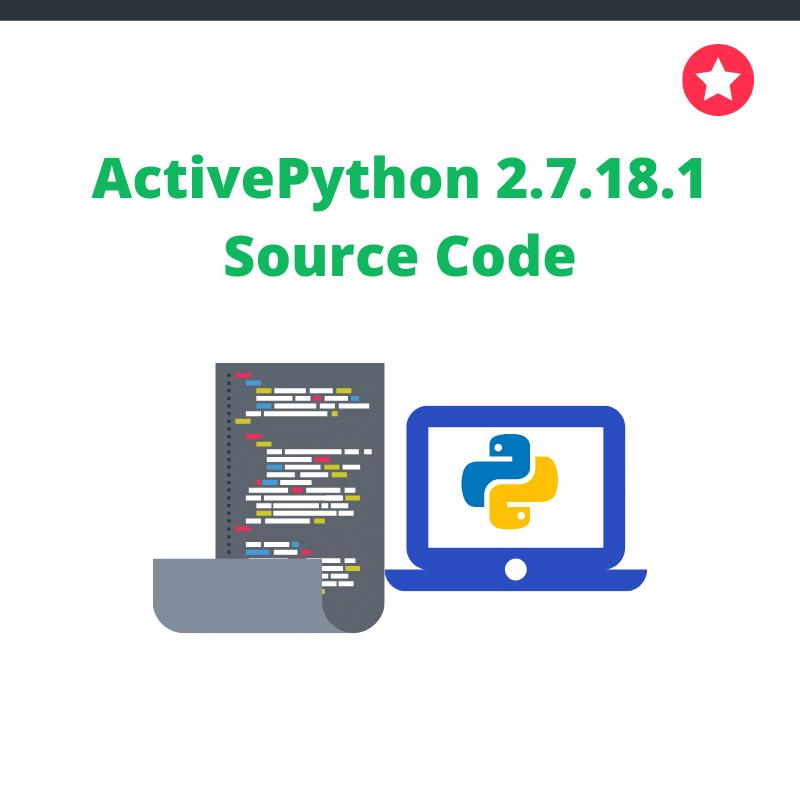 ActivePython 2.7.18.1 Source Code