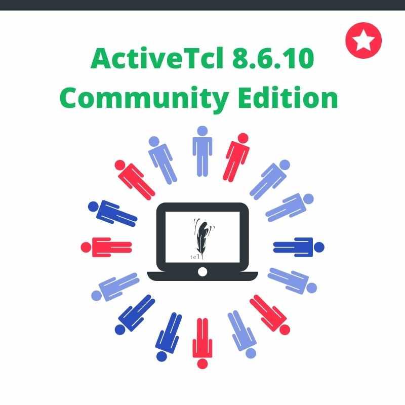 ActiveTcl 8.6.10 CE Image