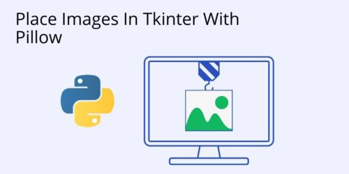 How To Place Images In Tkinter QR Cover