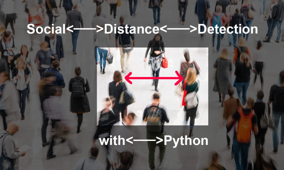 Detecting Social Distancing