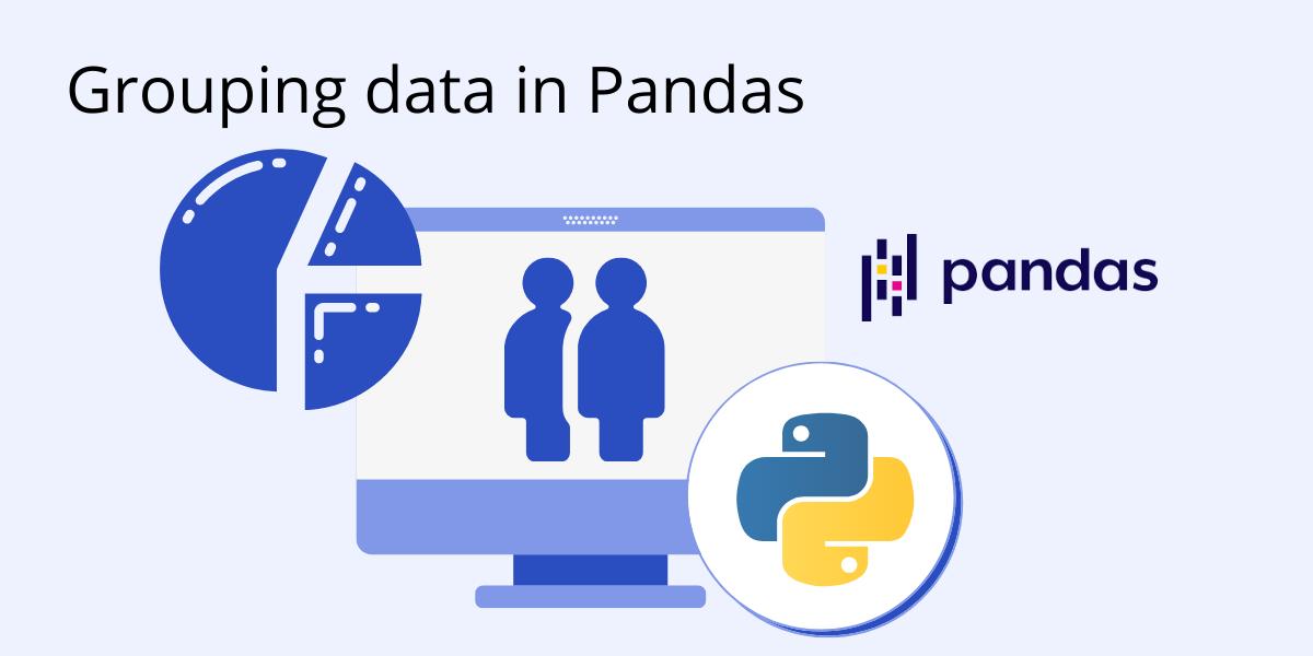 grouping data pandas