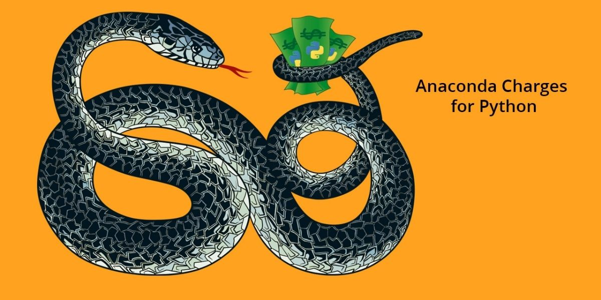anaconda charges for Python