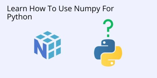 QR What is Numpy