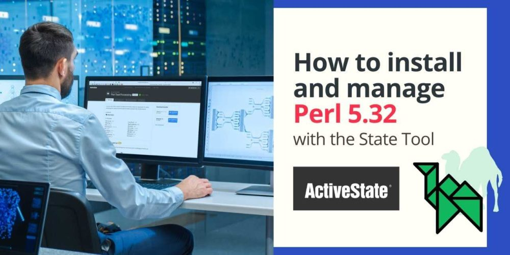 how to install and manage perl 532
