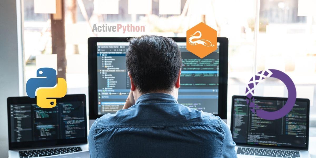 python vs activepython vs anaconda