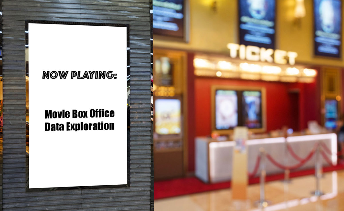 Movie Box Office Correlation