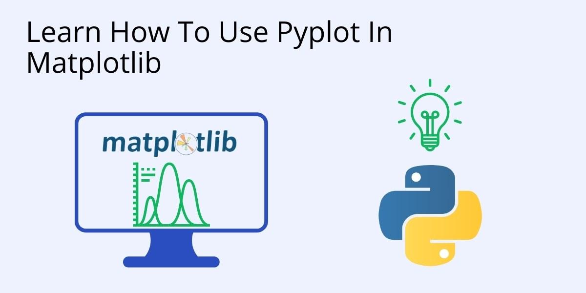 what is pyplot in matplotlib
