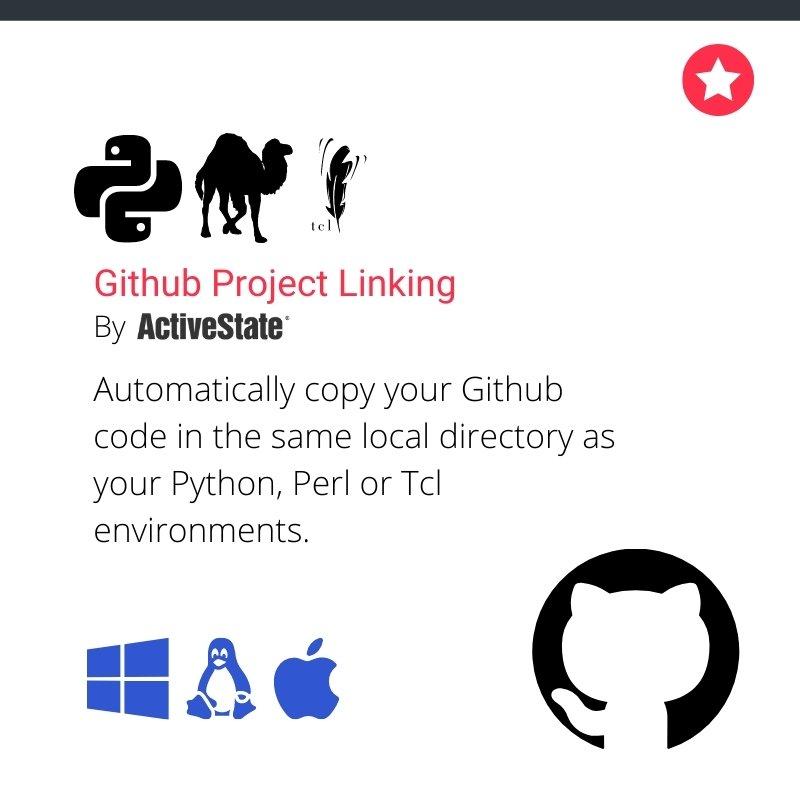 whats new github linking