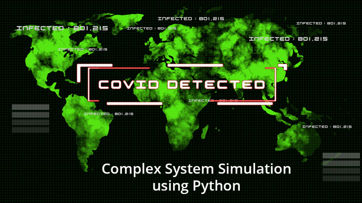 COVID Simulation Complex System