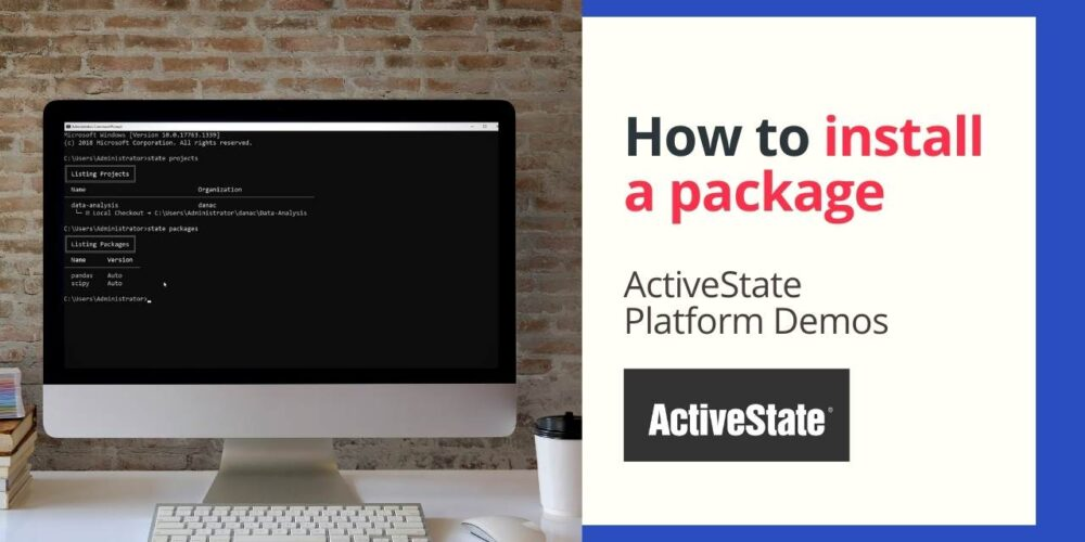 how to install a package
