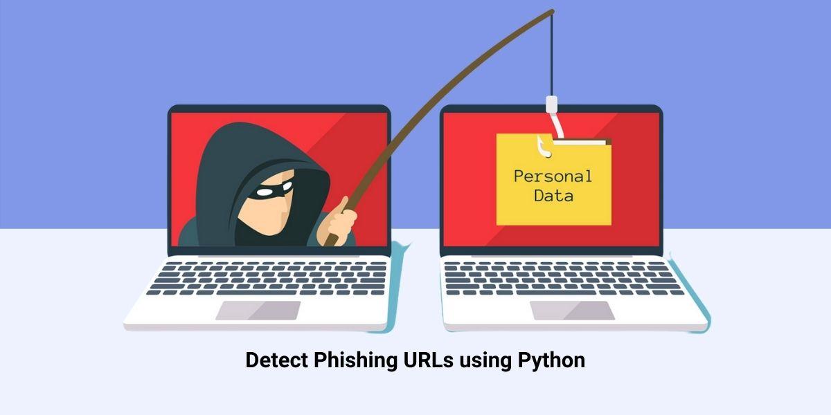 phishing detection with Python