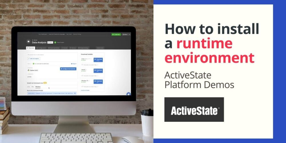 Install runtime environment